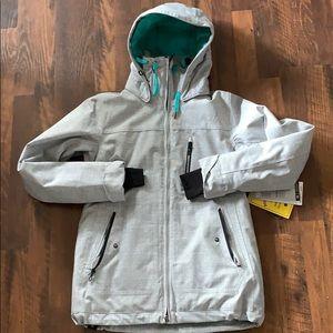 BNWT Roxy Long Slim-fit Snow/Ski Jacket S